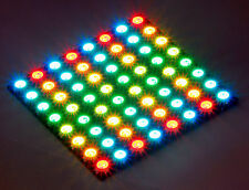 8x8 Matrix LED WS2812B 5050 RGB LED RGB Brett LED 16X16 LED Matrix Full Color 5V