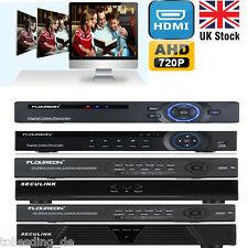 4/8/16 Channel HDMI DVR H.264 CCTV Security Camera Video Recorder System AHD/HD