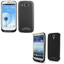 COVER CARICABATTERIA POWER CASE BANK SAMSUNG GALAXY S4 S3 3200 / 2200 MAH