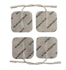 SUPER CONDUCTIVITY SQUARE REUSABLE TENS ELECTRODE PADS FOR TENS MACHINES