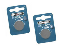 1/2 x Rayovac 2016 3v Lithium Batteries Button Coin Cell ECR2016 DL2016 CR2016