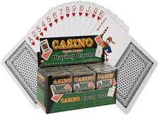 Casino Playing Cards, Poker Playing Cards Solitaire, Holiday Camping Game Gift