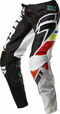 2015 Shift Faction Motocross Pants Mainline Black/White MX Enduro Off-Road MTB