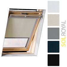 persiana techo plisado ventanas velux ggl 4 s06 606 ebay. Black Bedroom Furniture Sets. Home Design Ideas