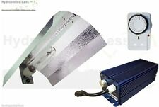 Hydroponic Digital Ballast Light Kit with 600w HPS Bulb Grow Tent Reflector