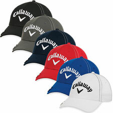 Callaway Golf 2016 Mens Stitch Magnetic Ball Marker Adjustable Baseball Cap hat