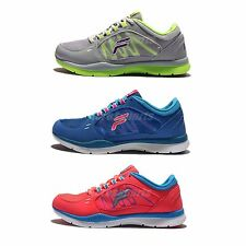 Fila J910P Womens Running Trainers Sneakers Shoes Pick 1