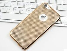 APPLE iPHONE 6 / 6S CASE , ELECTROPLATE GRID SOFT SILICONE BACK CASE COVER