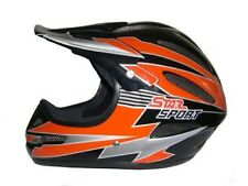 Downhill / BMX Helm DH SB-504S4 Orange