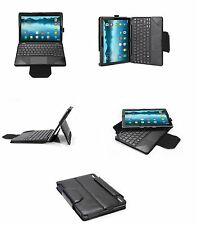 """Premium PU Leather Case/Cover/Stand For 10.1"""" Lenovo Miix 300 Win10 Tablet PC UK"""