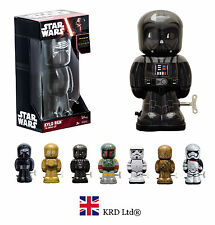 STAR WARS Clockwork Toy Darth Vader Kylo Ren Stormtrooper Yoda FIGURE COLLECTION