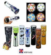 STAR WARS Character KALEIDOSCOPE Toys Kids Birthday Gift Toy FIGURE COLLECTION