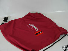 ASICS AMSTERDAM RED OR BLACK GYM BAG XXX LOGO NOT PATTA ?