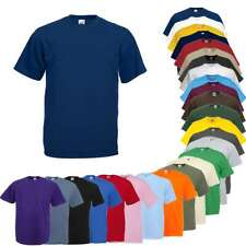 Fruit of the Loom Valueweight T Herren T-Shirt  Gr. S M L XL XXL 3XL 4XL 5XL