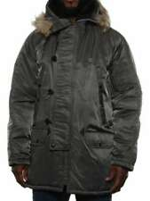 SPIEWAK PARKA EXTREME COLD WEATHER MIL-J-3786J CARBONE giacca invernale uomo
