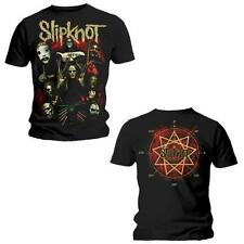 Official T Shirt SLIPKNOT Band COME PLAY DYING Metal All Sizes Unisex NEW
