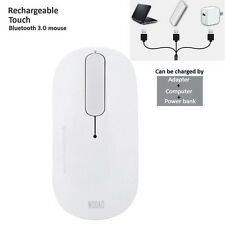 Touch Senstitive Optical Bluetooth 3.0 Wireless Mouse Per PC/Laptap/Smartphone