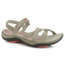 Karrimor Ladies Salina Leather Sandals Beige New With Tags