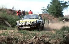 Couleur Photo Groupe 1 Opel Kadett Kadette GTE GT/E 1977 Scottish Rallye