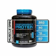 NXT PERFORMANCE WHEY PROTEIN POWDER ALL IN ONE MUSCLE GROWTH & STRENGTH 1.8 kg