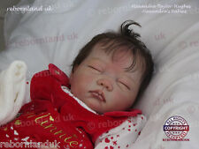 """20-21"""" UNPAINTED REBORN DOLL KIT, WITH OR WITHOUT DOE SUEDE BODY- """"LILIAN"""""""