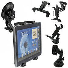 "360° Universal Windscreen In Car Suction Mount Holder For iPad Tablet 7"" To 11"""