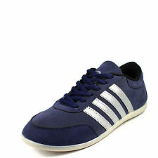 Globalite Men's Casual Shoes Brigade Navy Silver GSC0436