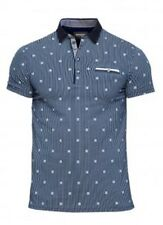 Mish Mash Mirage Navy Polo 'BIG FIT' £22.99 rrp £45 **Free Postage**