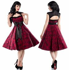 "50er Jahre Pin Up Vintage Rockabilly Kleid ""Elly"" Tanzkleid / Petticoat Rock"