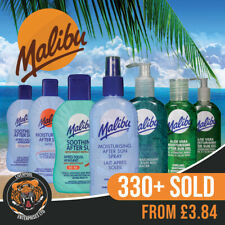 MALIBU AFTER SUN GELS LOTIONS&SPRAYS COOLING SOOTHING ALOEVERA LIMITED PROMOTION