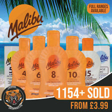 MALIBU SUN LOTION LOW MEDIUM HIGH 200ml 150ml 100ml * LIMITED TIME PROMOTIONS*