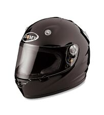 Suomy - Casco integral SUOMY vandal negro brillo