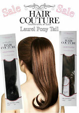 HAIR COUTURE by SLEEK LAUREL PONYTAIL - TONGIBLE SYNTHETIC VARIOUS COLOURS