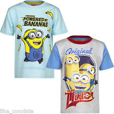 🌟✨ Minions Despicable Me Kinder T-Shirt Gr.98-140 🌟✨