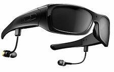 Video Cam SunglassesSpy Sunglasses with Camera Video Recorder Glasses Eyewear...