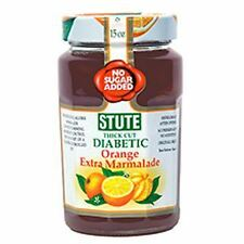 Stute - Diabetic Thic Orange Marmalade | 430g - Bulk Buy & Multipacks