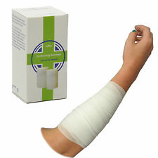 CMS Medical Grade Large 5cm x4.5m Conforming Stretch Dressing Retention Bandages