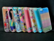 For APPLE IPHONE 5/5S/5G Fashion Designer Printed Silicon Back Case