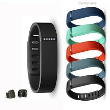 Replacement Wristband Bracelet Band+Clasp for Fitbit Flex ActivityTracker Large