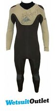 Quiksilver Cell 3 / 2mm Traje BROWN CL20A