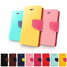 * New MERCURY Fancy Flip Diary Wallet Case Cover for * Samsung Galaxy A7 *