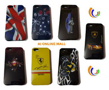 IMPORTED PREMIUM STLYSIH DESIGNER PRINTED SOFT BACK CASE COVER FOR IPHONE 5 / 5S