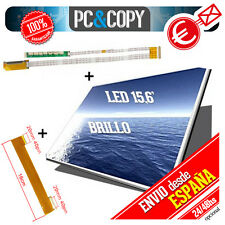 PANTALLA DISPLAY PORTATIL LTN156AT11 15,6'' LED HD BRILLO SCREEN A++