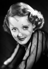 Bette Davis Lovely Vintage Hollywood Movie Star Photograph Photo re-print