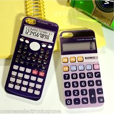 Calculator Print Fancy Soft TPU Cover for iPhone 5/5S & 6/6S Excellent Prints