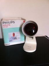 Philips Infraphil Infrared Heat Lamp HP3614 ~ Boxed & Instructions, VGC