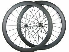 23mm large 38/50/60/88 clincher 700c  Ruote in carbonio RUOTE