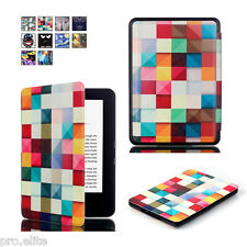 "ProElite Flip case cover for Amazon Kindle E Reader 6"" 8th Generation 2016 Squar"