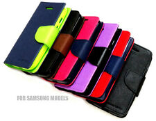 Mercury Diary Wallet Style Flip Cover Case for For Samsung Galaxy (All Models)