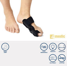 Hallux Valgus Bunion Big Toe Splint Corrector Straightener Pain Relief Night Day